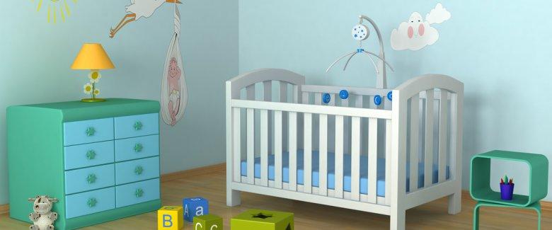 Colore cameretta bambini quali sono le regole da tenere presenti nella scelta edilizia - Cameretta bambini colore pareti ...